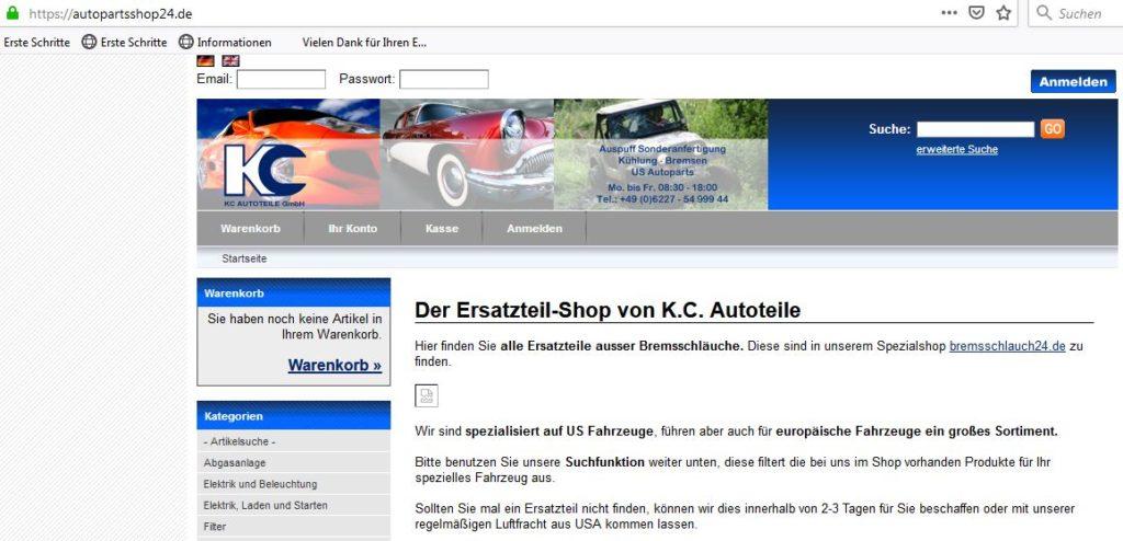 autopartsshop24.de